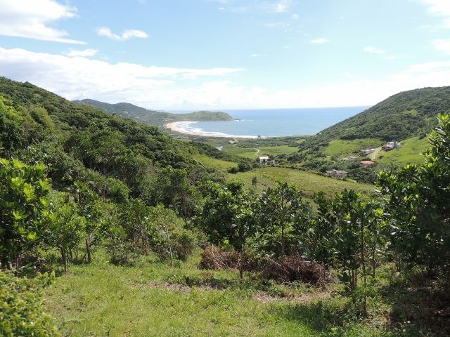 Land with view to beach Silveria
